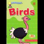 A wipe clean book Birds